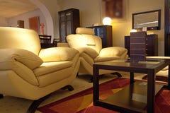 Sala de visitas luxuoso Fotografia de Stock