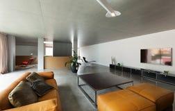 Sala de visitas moderna Fotos de Stock