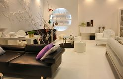 Sala de visitas moderna Foto de Stock