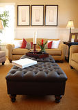 Sala de visitas moderna bonita Imagens de Stock