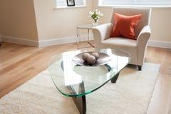 Sala de visitas residencial Imagem de Stock Royalty Free