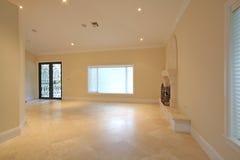 Sala de visitas vazia Foto de Stock Royalty Free