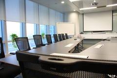 Sala del consiglio Immagine Stock