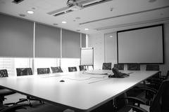 Sala del consiglio Immagine Stock Libera da Diritti