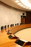 Sala del consiglio Fotografie Stock Libere da Diritti
