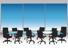 Sala del consiglio Fotografie Stock