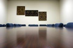 Sala del consiglio di congresso Immagini Stock