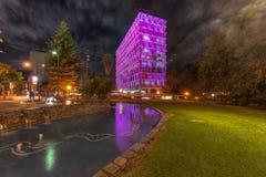 Sala del consiglio Perth, Australia immagini stock libere da diritti