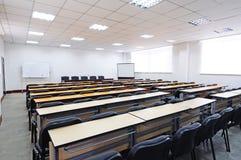 Sala del consiglio vuota immagine stock