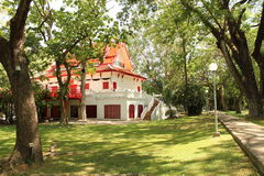 Sala Dham na Chiang Mai uniwersytecie Obrazy Stock