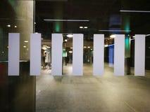 Sala di attesa della stazione immagini stock libere da diritti