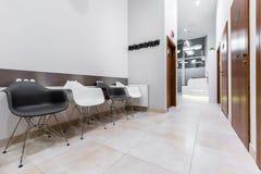 Sala di attesa moderna fotografia stock libera da diritti