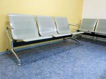 Sala di attesa nell'ufficio di medico Fotografia Stock Libera da Diritti