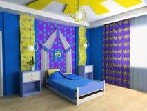 sala di bambini s Fotografia Stock Libera da Diritti
