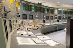 Sala di controllo Fotografie Stock