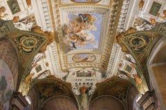 Sala di Giovanni da San Giovanni Royaltyfri Fotografi