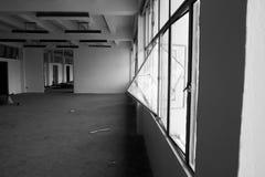 Sala do abandono Imagem de Stock Royalty Free