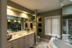 Sala do banho fotos de stock royalty free