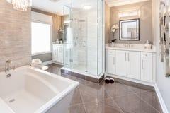 Sala do banho imagem de stock
