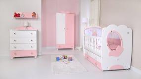 Sala do bebê Fotos de Stock Royalty Free