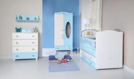 Sala do bebê foto de stock royalty free