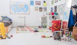 Sala do beb? imagens de stock