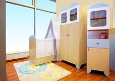 Sala do berçário Imagem de Stock