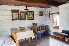 Sala do folclore foto de stock