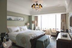 Sala do luxo de Waldorf Astoria Shanghai imagens de stock