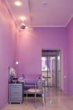 Sala do Manicure em um salão de beleza moderno Imagem de Stock