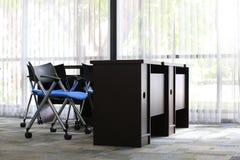 Sala do negócio Imagem de Stock