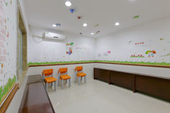 Sala do ponto de contato cristão do jinbuli Fotografia de Stock Royalty Free
