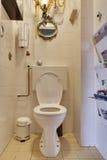 Sala do toalete Imagem de Stock Royalty Free