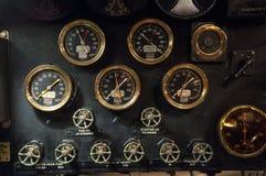 Sala do torpedo imagens de stock