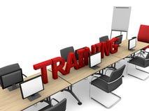Sala do treinamento Imagens de Stock
