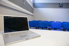 Sala do treinamento Foto de Stock