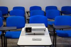 Sala do treinamento Imagem de Stock Royalty Free