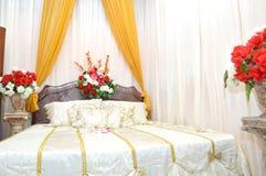 Sala dos recém-casados Fotos de Stock Royalty Free