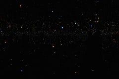 Sala espelhada infinidade Imagem de Stock