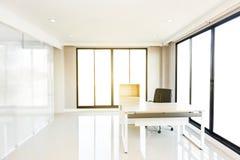 Sala interior do escritório Imagens de Stock