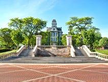 sala języków Syracuse uniwersytet Zdjęcie Royalty Free