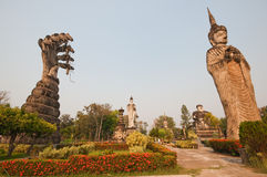 Sala Kaew Ku, Thailand Royalty Free Stock Photography