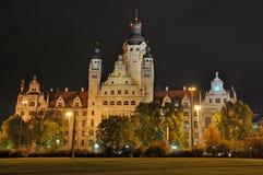 sala Leipzig nowy miasteczko Obrazy Stock
