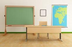 Sala lekcyjna Obrazy Stock