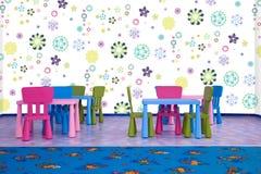 sala lekcyjna dzieciniec Zdjęcie Royalty Free
