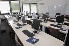 sala lekcyjna komputer obrazy royalty free