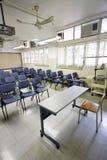 sala lekcyjna pusta zdjęcie stock