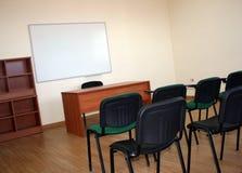 sala lekcyjna pusta Fotografia Stock