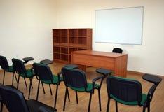 sala lekcyjna pusta Obraz Royalty Free