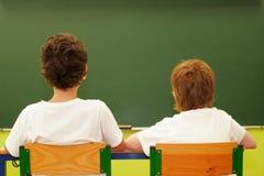 sala lekcyjna ucznie Obrazy Stock